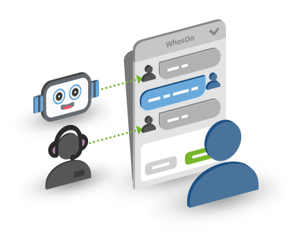 Chatbot virtual agent