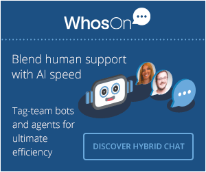 Blend human support with AI speed. Tag-team bots and agents for the ultimate efficiency
