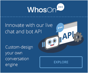 Innovate with our live chat and bot API. Custom-design your own conversation engine