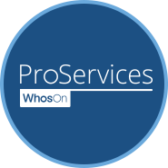 whoson pro-services consultation
