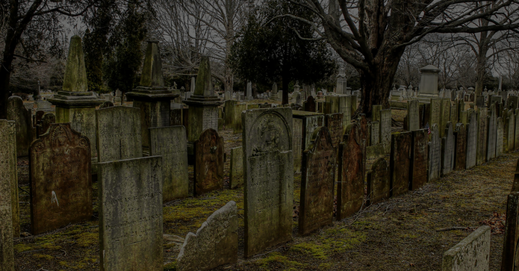 The customer service graveyard