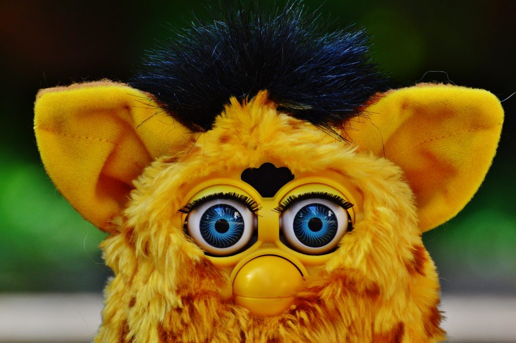 Hey Furby! Did the popular 90s toy influence the chatbot timeline?