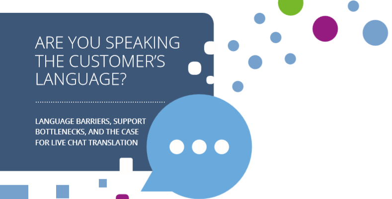 Are you speaking the customer's language?