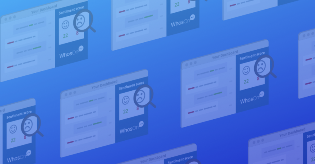 Live chat sentiment analysis: a feature dive