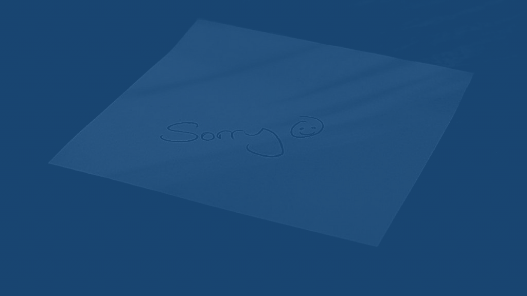 Apology statements: how to apologise to a customer