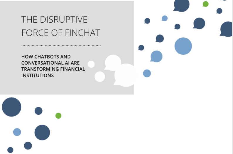 The disruptive force of finchat