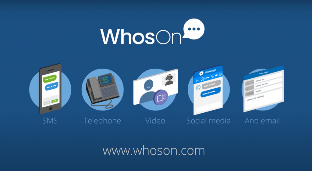 Embrace an omnichannel contact centre with WhosOn