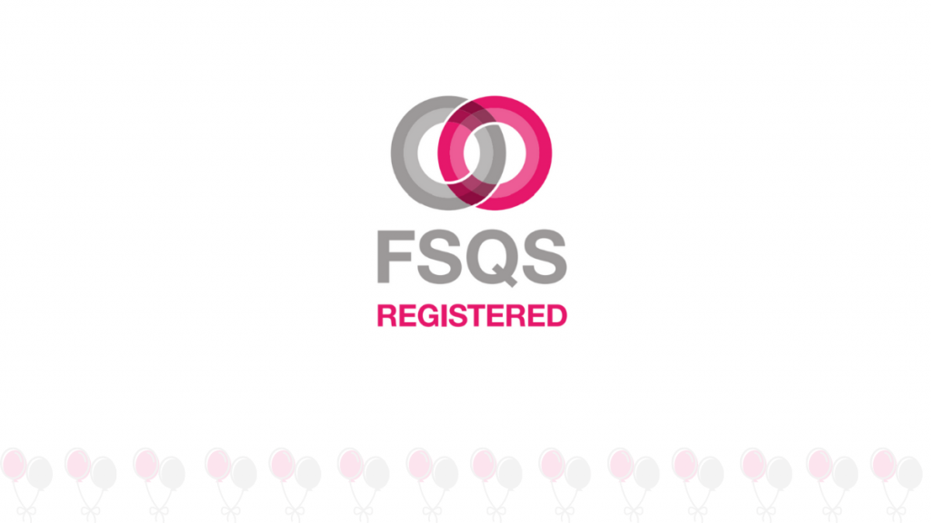 Update: we are now FSQS accredited
