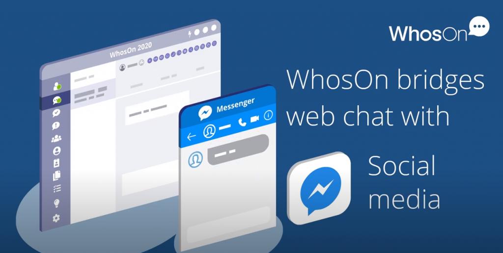 WhosOn Messenger integration: a feature dive